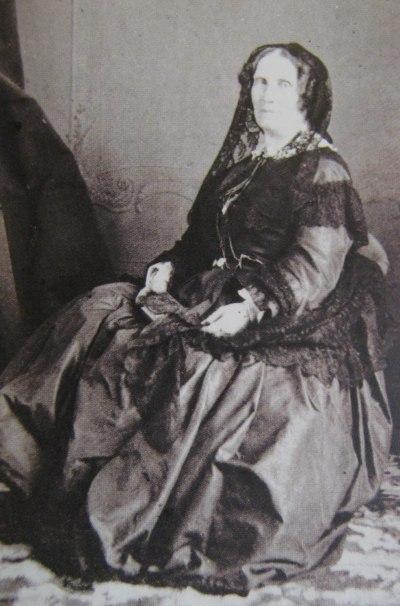 La mère d'Auguste Bartholdi