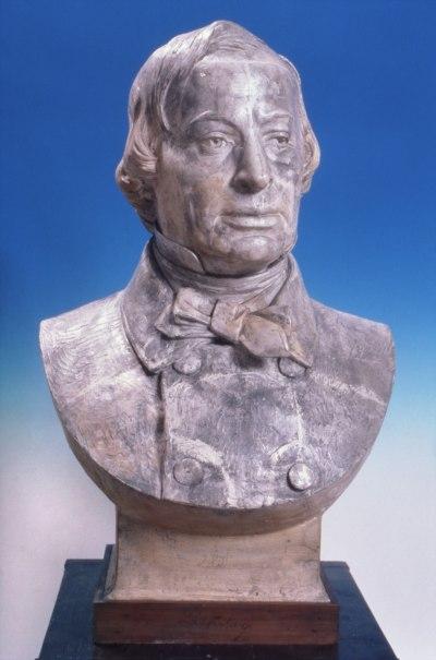 Buste de Edouard de Laboulaye