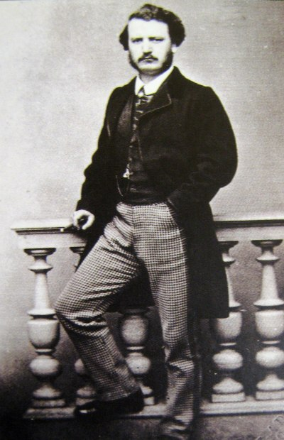 Charles le frère d'Auguste Bartholdi