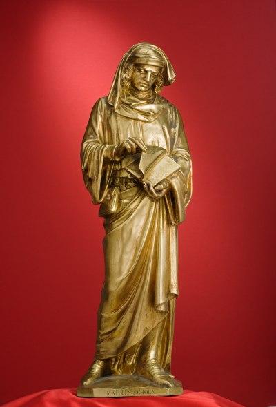Martin Schongauer (sculpture)