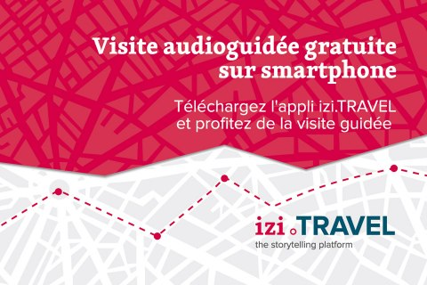 Audioguide izi.travel