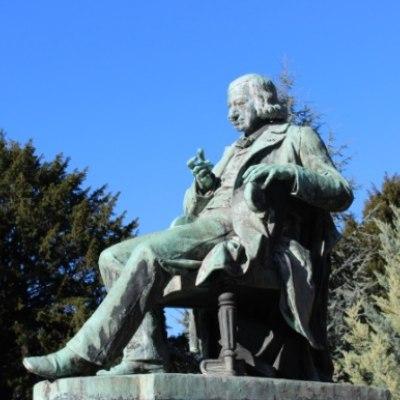 Statue de Gustave-Adolphe-Hirn