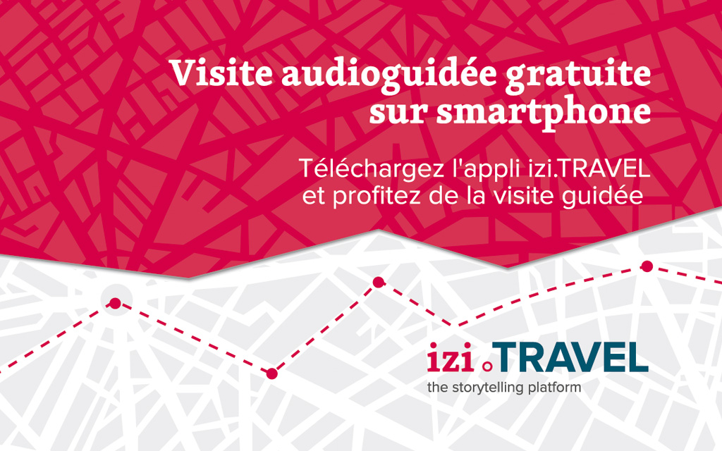Audioguide izi.travel